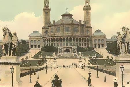 ancien Palais du Trocadéro