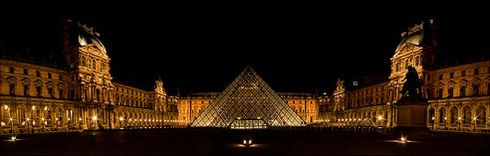 Musée du Louvre Trocadéro paris
