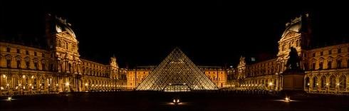 Trocadéro in Paris : Musée du Louvre