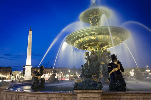 la place du Trocadéro.